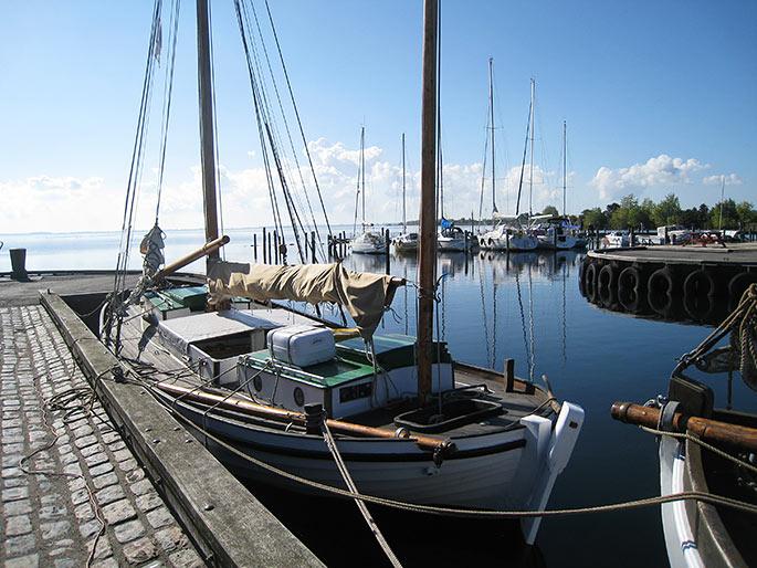 Drivkvaser i Dybvig havn.