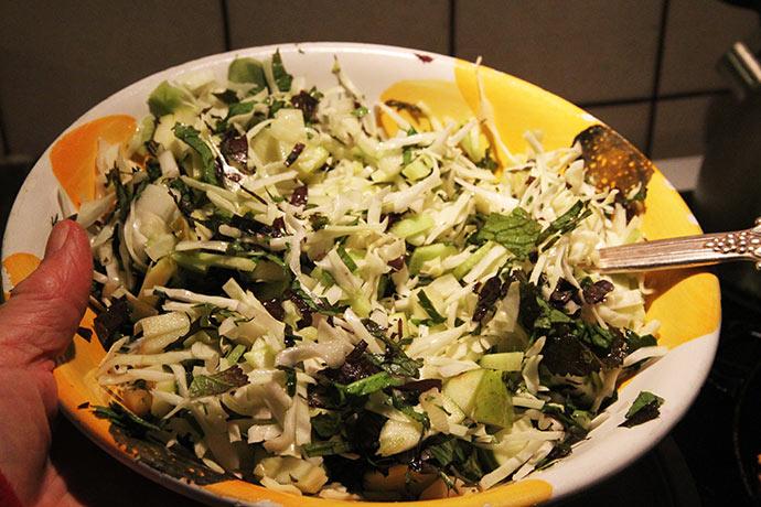 Dagens salat - til to personer!
